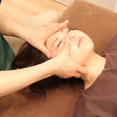 顔面筋ゆがみ戻し:Functional facial therapy 45分(3/1迄)